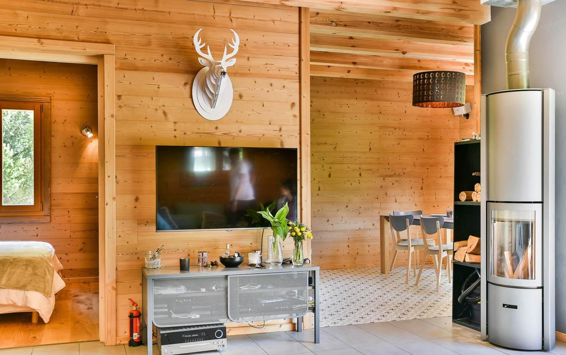 maison ecologique en bois pas cher ventana blog. Black Bedroom Furniture Sets. Home Design Ideas